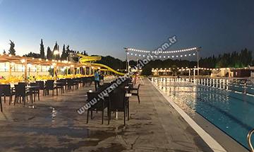 Gülbeyaz Olimpik Yüzme Havuzu