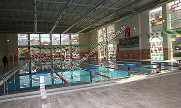 Tarık Almış Kapalı Yüzme Havuzu
